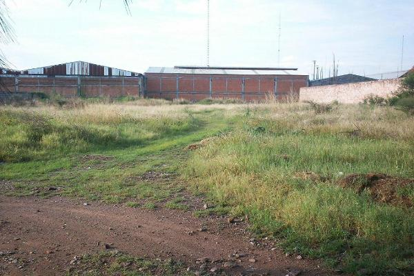 Foto de terreno habitacional en venta en avenida del pajar , rústicos calpulli, aguascalientes, aguascalientes, 2718994 No. 05