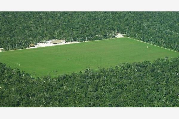 Foto de terreno habitacional en venta en ruta de los cenotes -, puerto morelos, puerto morelos, quintana roo, 8571869 No. 02