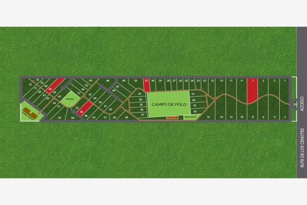 Foto de terreno habitacional en venta en ruta de los cenotes -, puerto morelos, puerto morelos, quintana roo, 8571869 No. 04