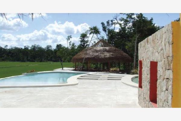 Foto de terreno habitacional en venta en ruta de los cenotes -, puerto morelos, puerto morelos, quintana roo, 8571869 No. 13