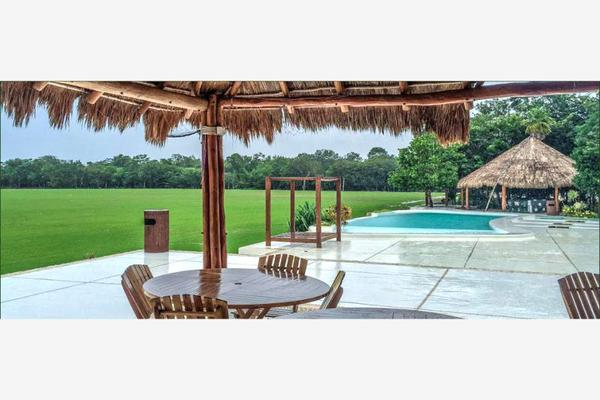 Foto de terreno habitacional en venta en ruta de los cenotes -, puerto morelos, puerto morelos, quintana roo, 8571869 No. 14