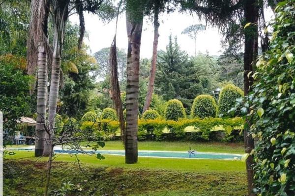 Foto de terreno habitacional en venta en ruta del bosque , avándaro, valle de bravo, méxico, 12268157 No. 01