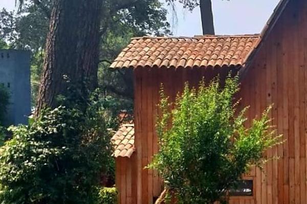 Foto de terreno habitacional en venta en ruta del bosque , avándaro, valle de bravo, méxico, 12268157 No. 06