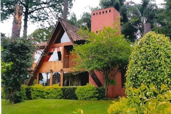 Foto de terreno habitacional en venta en ruta del bosque , avándaro, valle de bravo, méxico, 12268157 No. 07