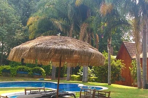 Foto de terreno habitacional en venta en ruta del bosque , avándaro, valle de bravo, méxico, 12268157 No. 08