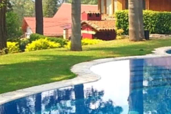 Foto de terreno habitacional en venta en ruta del bosque , avándaro, valle de bravo, méxico, 12268157 No. 09
