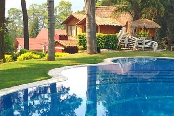 Foto de terreno habitacional en venta en ruta del bosque , avándaro, valle de bravo, méxico, 12268157 No. 10