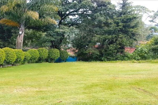 Foto de terreno habitacional en venta en ruta del bosque , avándaro, valle de bravo, méxico, 12276178 No. 02