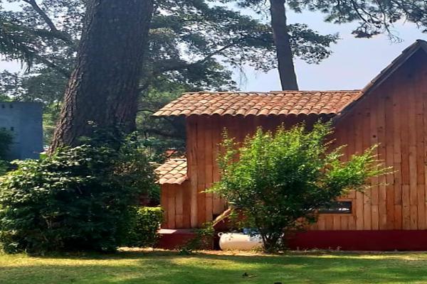 Foto de terreno habitacional en venta en ruta del bosque , avándaro, valle de bravo, méxico, 12276178 No. 06