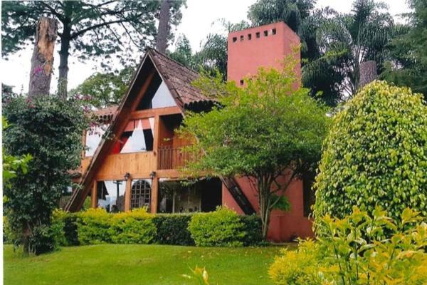 Foto de terreno habitacional en venta en ruta del bosque , avándaro, valle de bravo, méxico, 12276178 No. 07