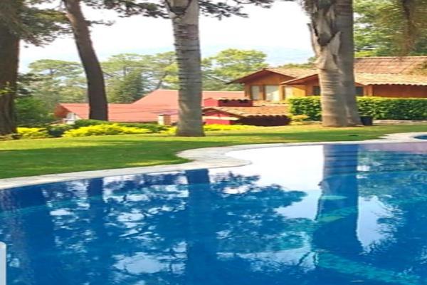 Foto de terreno habitacional en venta en ruta del bosque , avándaro, valle de bravo, méxico, 12276178 No. 09