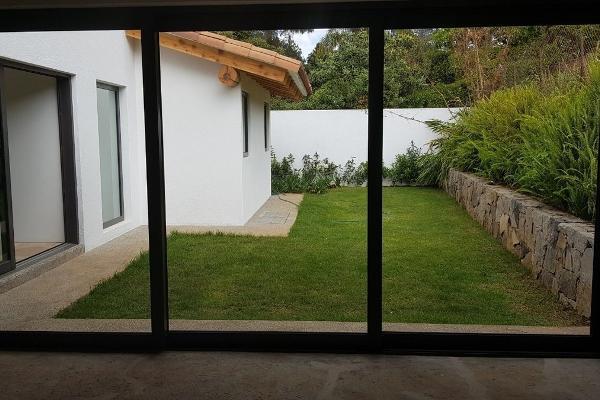 Foto de casa en venta en ruta del bosque , avándaro, valle de bravo, méxico, 4631911 No. 09