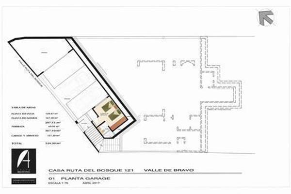 Foto de casa en venta en ruta del bosque , avándaro, valle de bravo, méxico, 4631911 No. 10