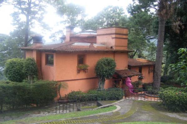 Foto de casa en condominio en renta en ruta del bosque , avándaro, valle de bravo, méxico, 5860330 No. 01