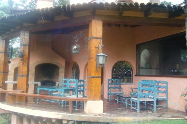 Foto de casa en condominio en renta en ruta del bosque , avándaro, valle de bravo, méxico, 5860330 No. 02