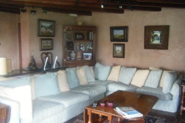 Foto de casa en condominio en renta en ruta del bosque , avándaro, valle de bravo, méxico, 5860330 No. 04