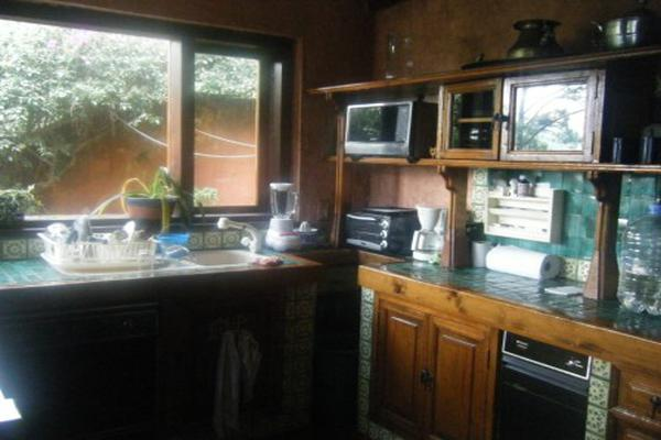 Foto de casa en condominio en renta en ruta del bosque , avándaro, valle de bravo, méxico, 5860330 No. 06