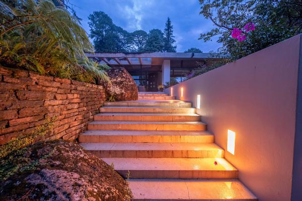 Foto de casa en venta en ruta del bosque , avándaro, valle de bravo, méxico, 7530062 No. 01