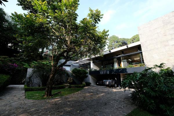 Foto de casa en venta en ruta del bosque , avándaro, valle de bravo, méxico, 7530062 No. 03