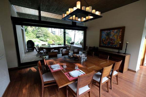Foto de casa en venta en ruta del bosque , avándaro, valle de bravo, méxico, 7530062 No. 06