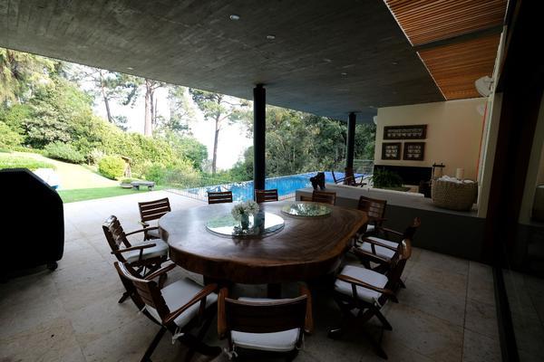 Foto de casa en venta en ruta del bosque , avándaro, valle de bravo, méxico, 7530062 No. 08