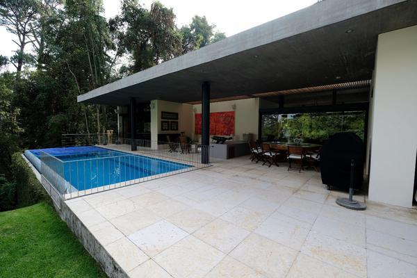 Foto de casa en venta en ruta del bosque , avándaro, valle de bravo, méxico, 7530062 No. 16