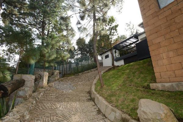Foto de casa en venta en ruta del lago , avándaro, valle de bravo, méxico, 5854840 No. 38