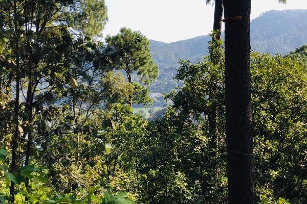 Foto de terreno habitacional en venta en ruta del lago , avándaro, valle de bravo, méxico, 8867611 No. 06