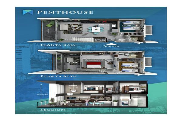 Foto de casa en condominio en venta en sabalo cerritos , cerritos al mar, mazatlán, sinaloa, 5749546 No. 06