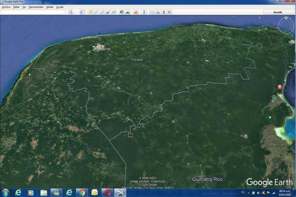 Foto de terreno habitacional en venta en  , saban, josé maría morelos, quintana roo, 10482223 No. 10