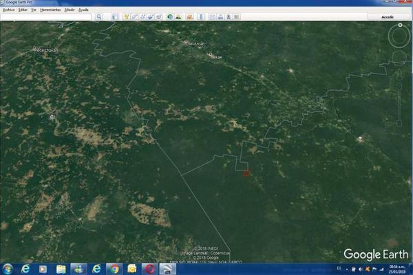 Foto de terreno habitacional en venta en  , saban, josé maría morelos, quintana roo, 10482223 No. 11