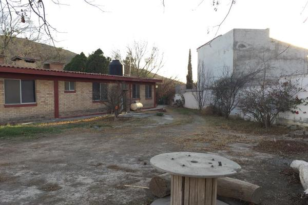 Foto de terreno habitacional en venta en sabino saucedo 1, bonterra, ramos arizpe, coahuila de zaragoza, 0 No. 07