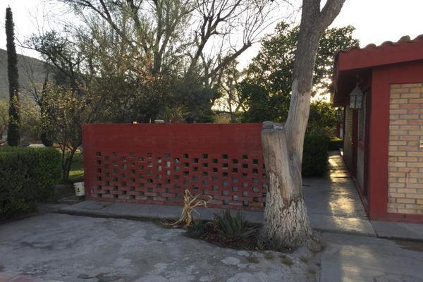 Foto de terreno habitacional en venta en sabino saucedo 1, bonterra, ramos arizpe, coahuila de zaragoza, 0 No. 20