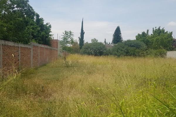 Foto de terreno habitacional en venta en sabinos , jurica, querétaro, querétaro, 14020946 No. 01