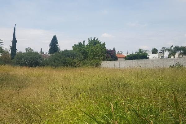 Foto de terreno habitacional en venta en sabinos , jurica, querétaro, querétaro, 14020946 No. 02