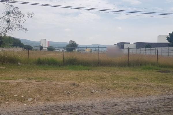 Foto de terreno habitacional en venta en sabinos , jurica, querétaro, querétaro, 14020966 No. 01
