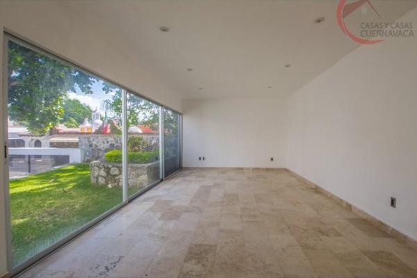 Foto de casa en venta en  , loma hermosa, cuernavaca, morelos, 5818899 No. 08
