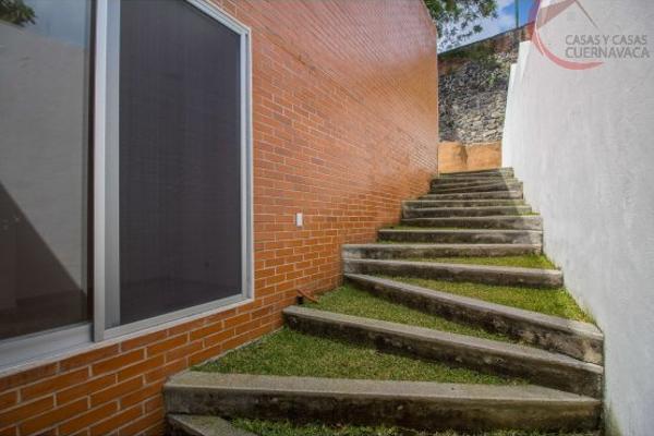 Foto de casa en venta en  , loma hermosa, cuernavaca, morelos, 5818899 No. 15