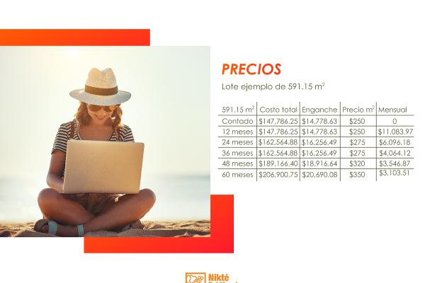 Foto de terreno habitacional en venta en  , sac-nicte, mérida, yucatán, 14028713 No. 05