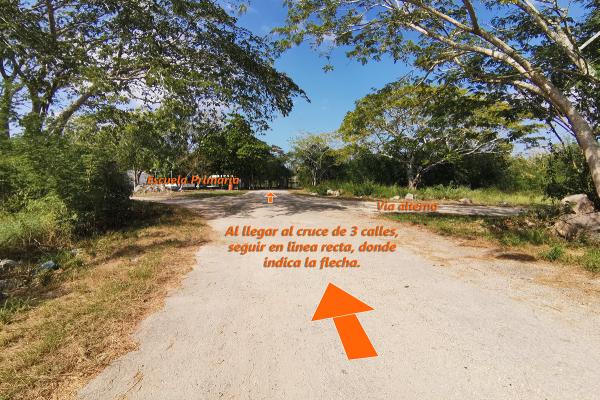 Foto de terreno habitacional en venta en  , sac-nicte, mérida, yucatán, 14028713 No. 12