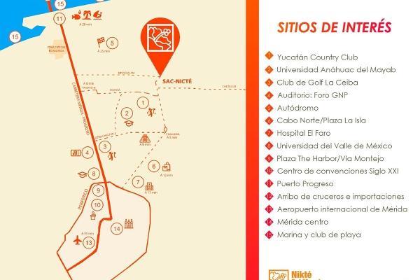 Foto de terreno habitacional en venta en  , sac-nicte, mérida, yucatán, 14028713 No. 13