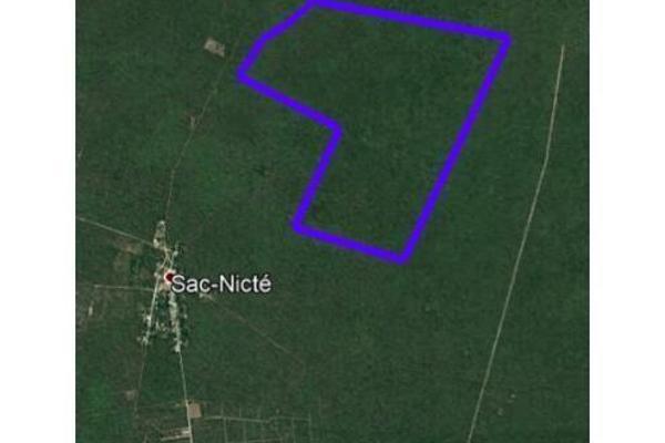Foto de terreno habitacional en venta en  , sac-nicte, mérida, yucatán, 8099863 No. 01