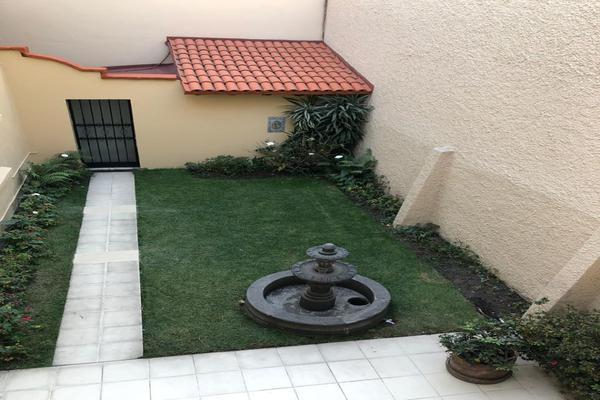 Foto de casa en renta en sacramento , del valle centro, benito juárez, df / cdmx, 8716716 No. 01