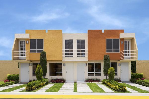 Foto de casa en venta en sadasi heroes san pablo 00, nueva santa maría (de san pablo tecalco), tecámac, méxico, 8878105 No. 01