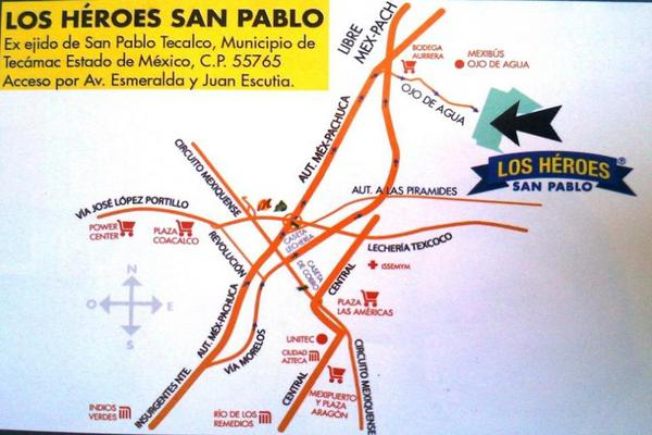 Foto de casa en venta en sadasi heroes san pablo 00, nueva santa maría (de san pablo tecalco), tecámac, méxico, 8878105 No. 06