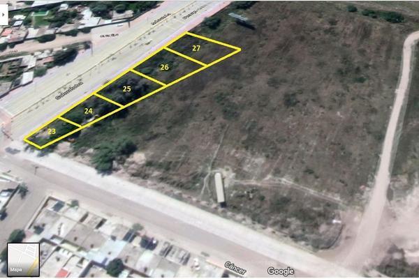 Foto de terreno comercial en venta en sahuatoba , 15 de mayo (tapias), durango, durango, 0 No. 02