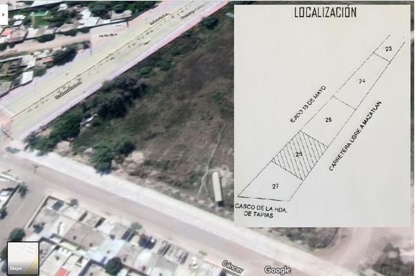 Foto de terreno comercial en venta en sahuatoba , 15 de mayo (tapias), durango, durango, 0 No. 03