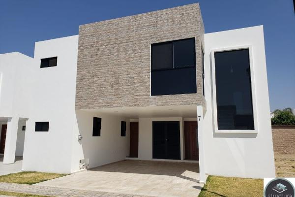 Foto de casa en venta en salamanca , lomas de angelópolis, san andrés cholula, puebla, 12271096 No. 01