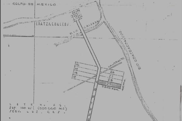 Foto de terreno industrial en venta en salida a carretera transismica , kilómetro 25, cosoleacaque, veracruz de ignacio de la llave, 3733787 No. 02
