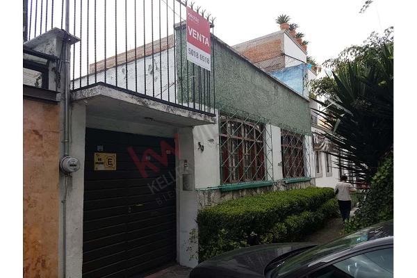 Foto de casa en venta en salina cruz , roma sur, cuauhtémoc, df / cdmx, 11439397 No. 01